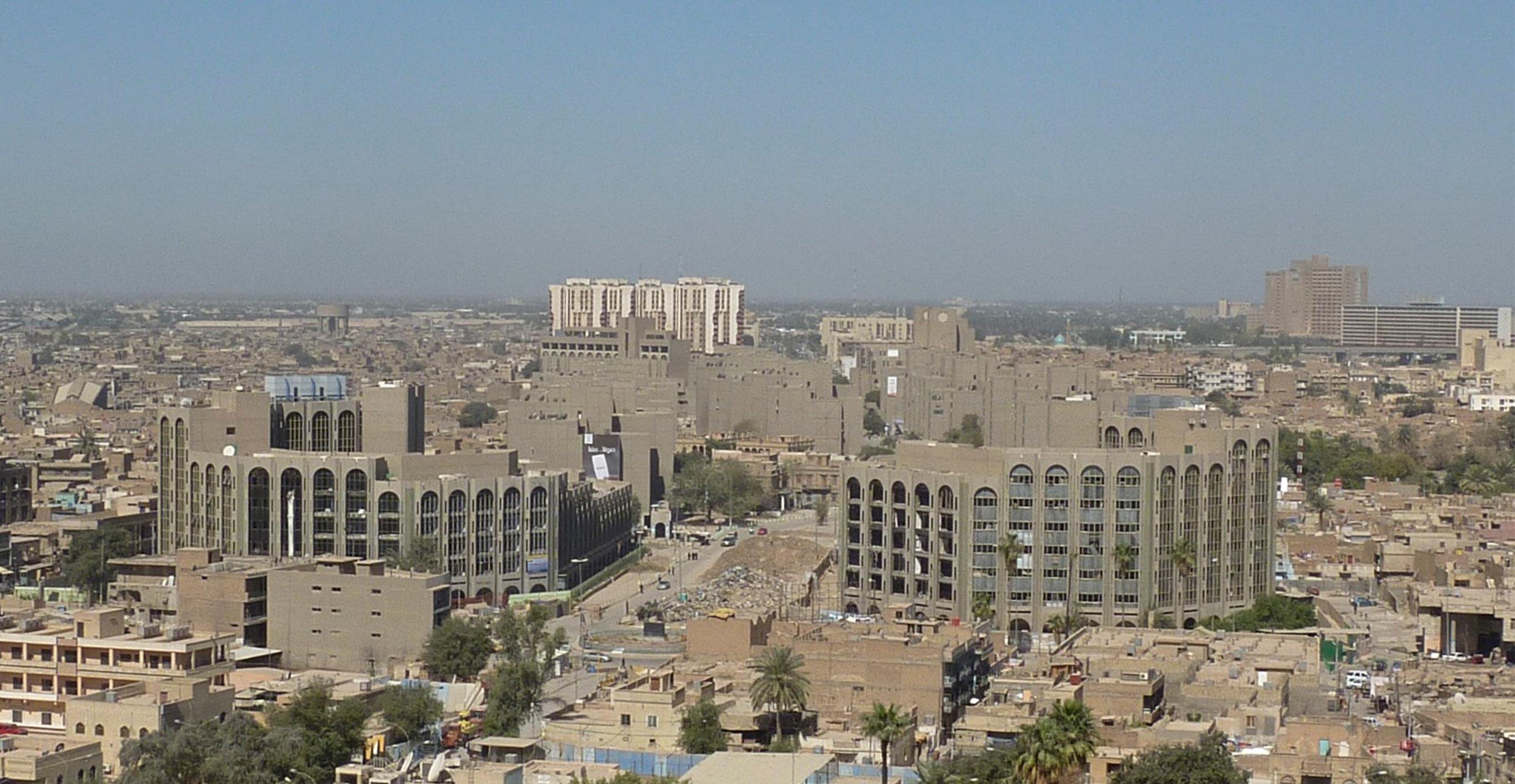Al Adhamiya — Strategischer Stadtentwicklungsplan