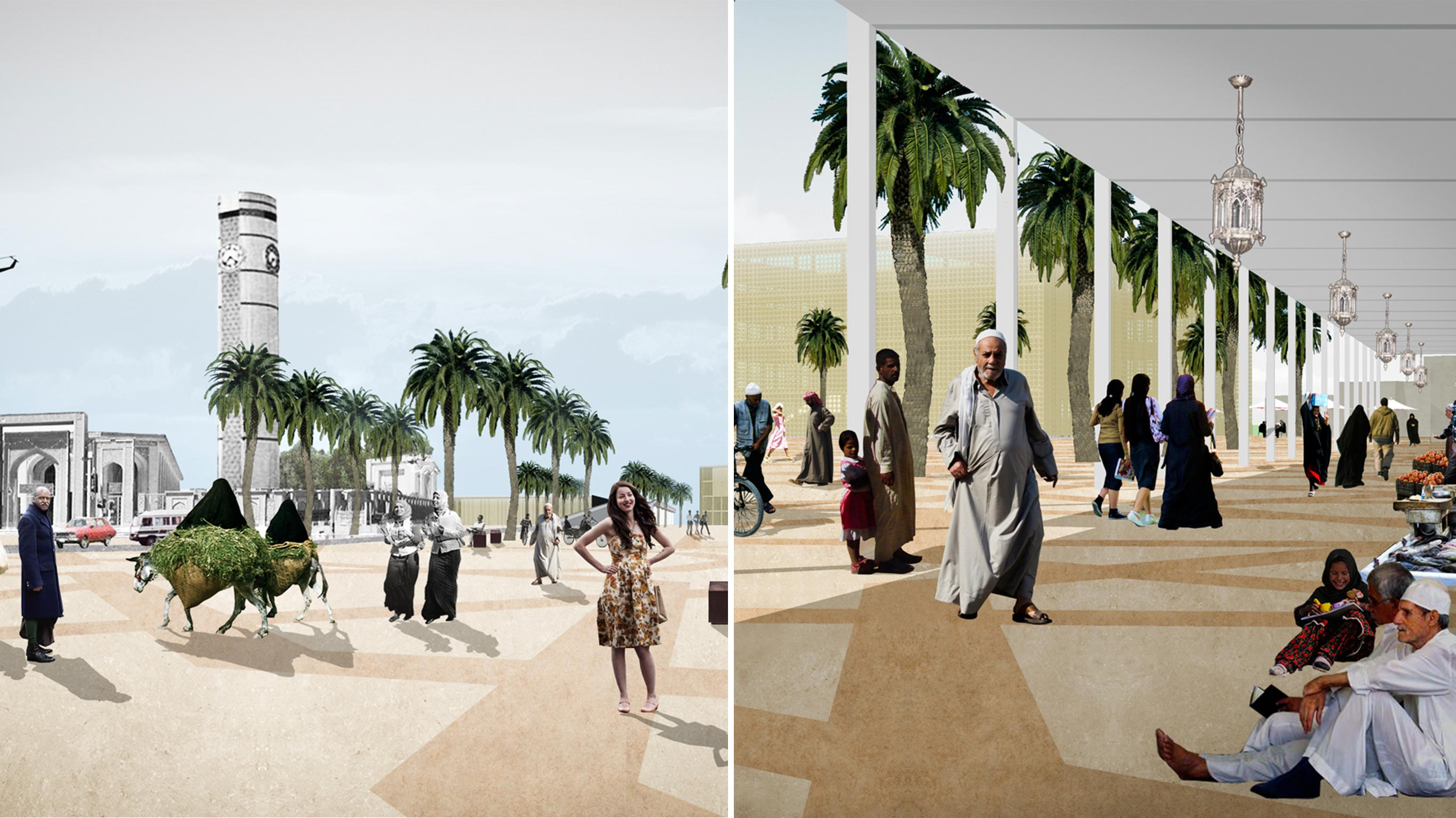 Al Adhamiya — Urban Transformation Strategy