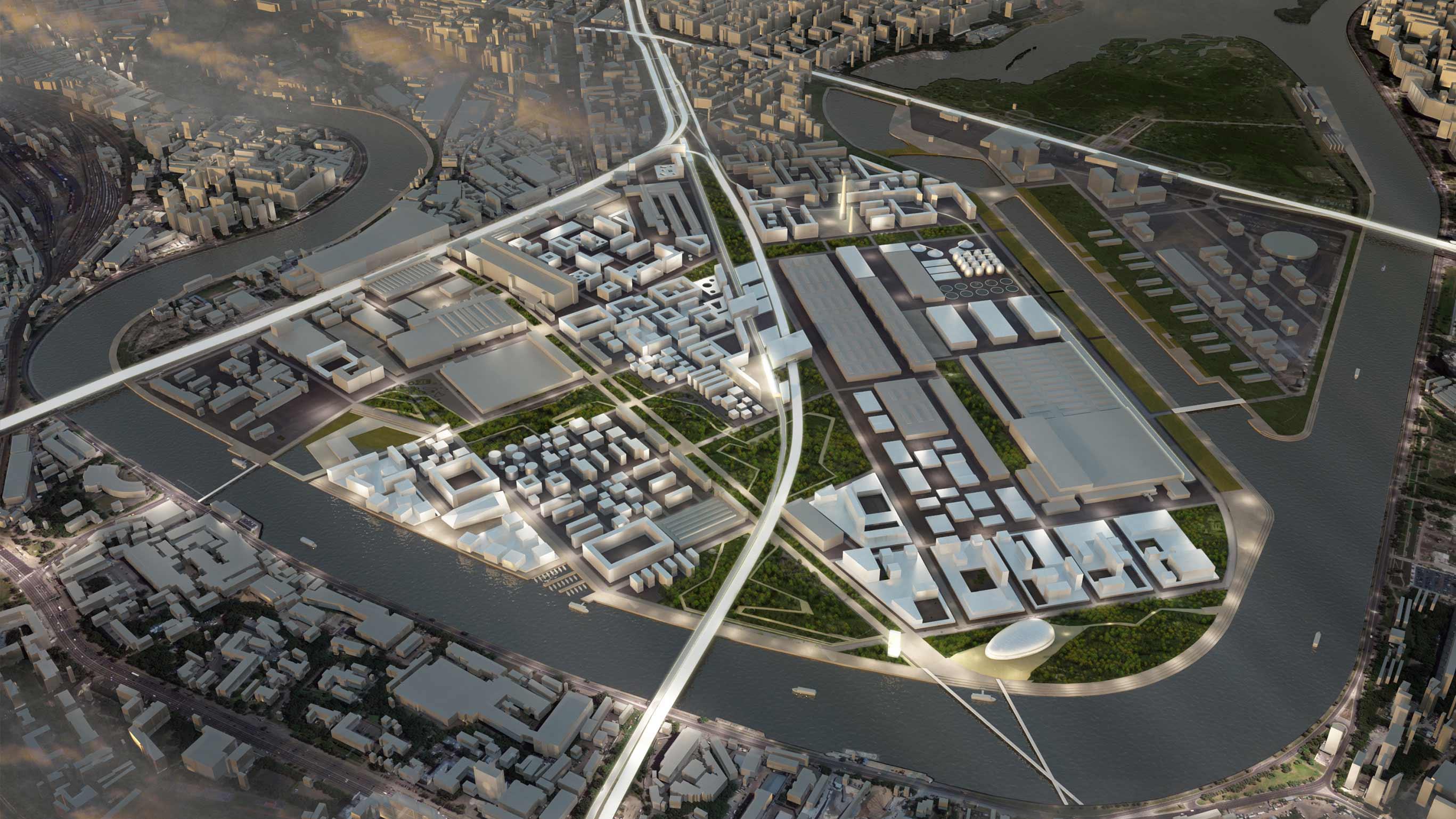 Redevelopment of AMO ZIL Factory