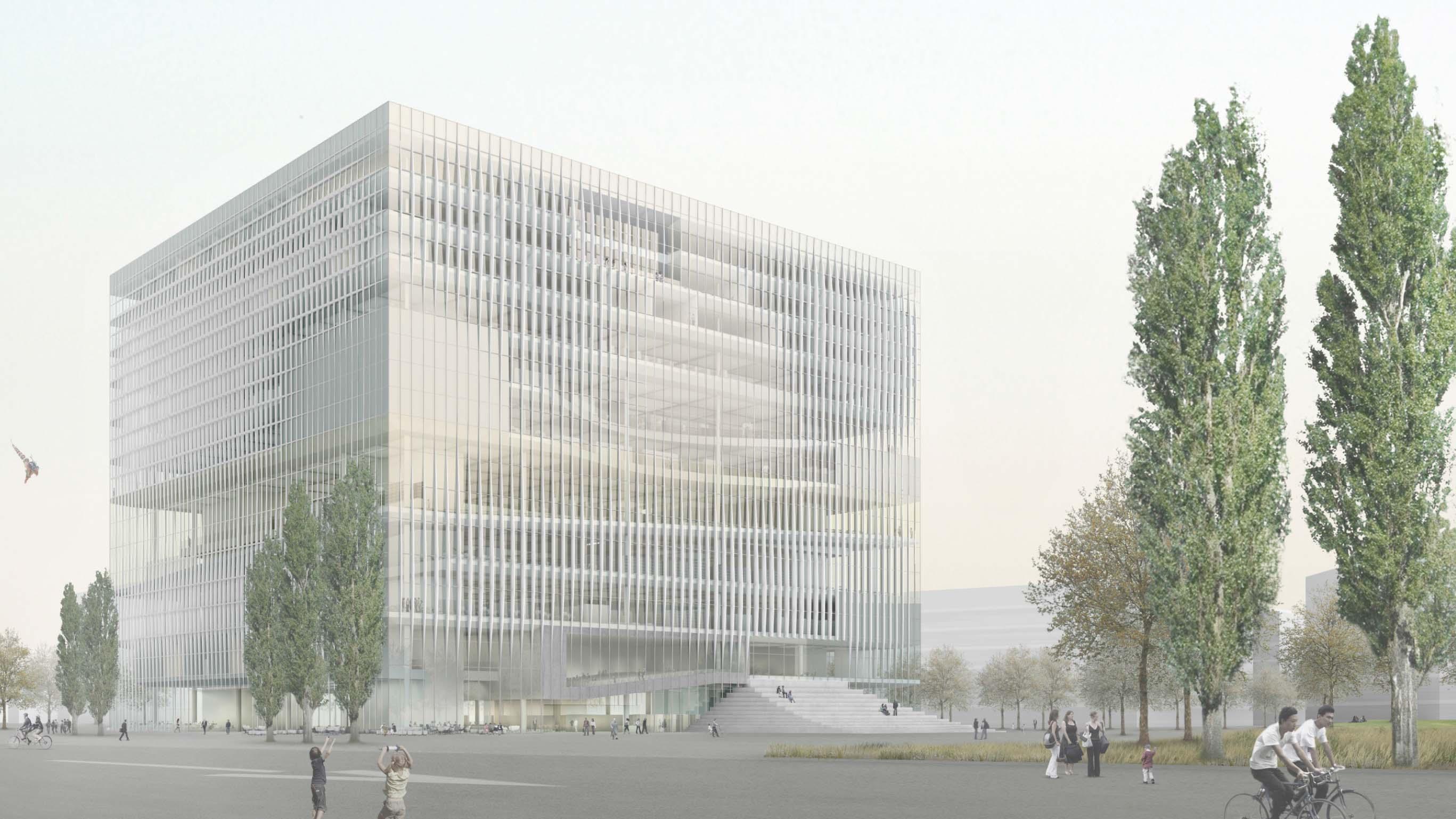 Берлинская центральная государственная библиотека
