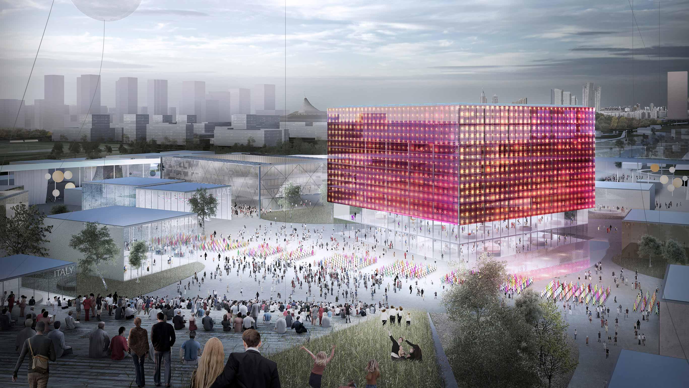 Astana Expo 2017