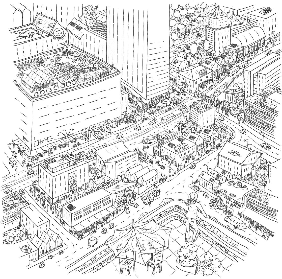 Un habitat urban planning and design branch portfolio - What is urban planning and design ...