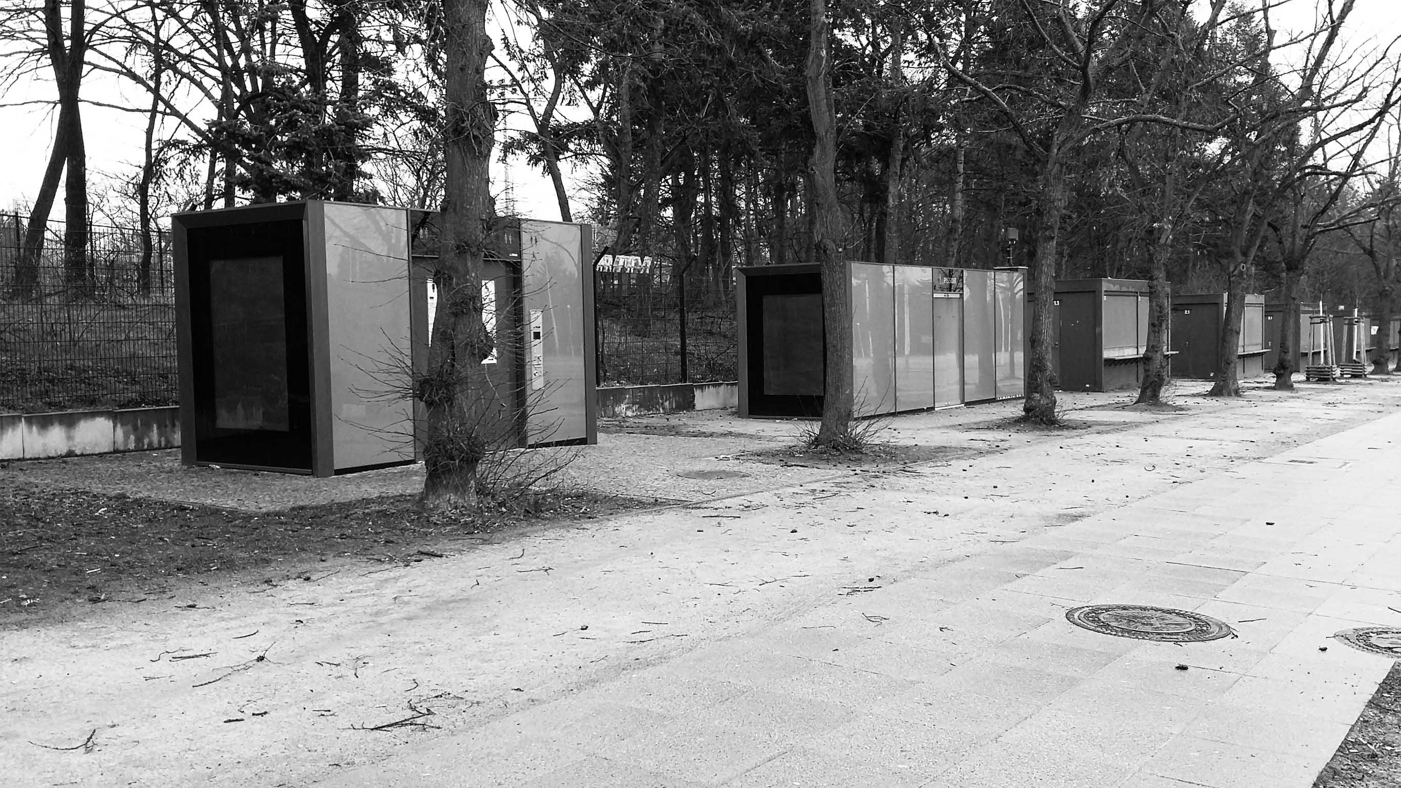 Public Toilets for Berlin
