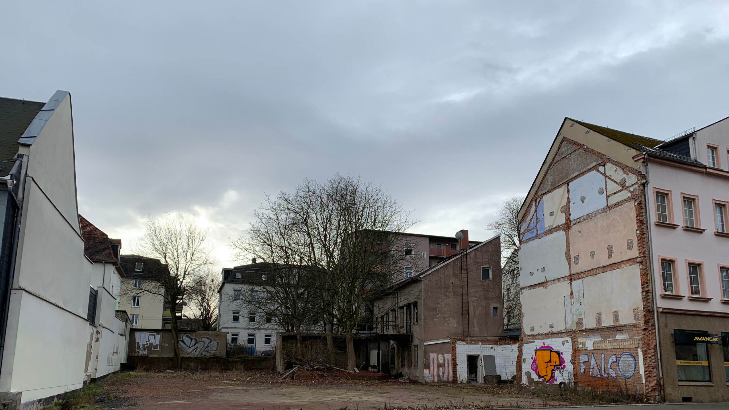 Citywide strategic vision for Chemnitz (Chemnitz strategy)