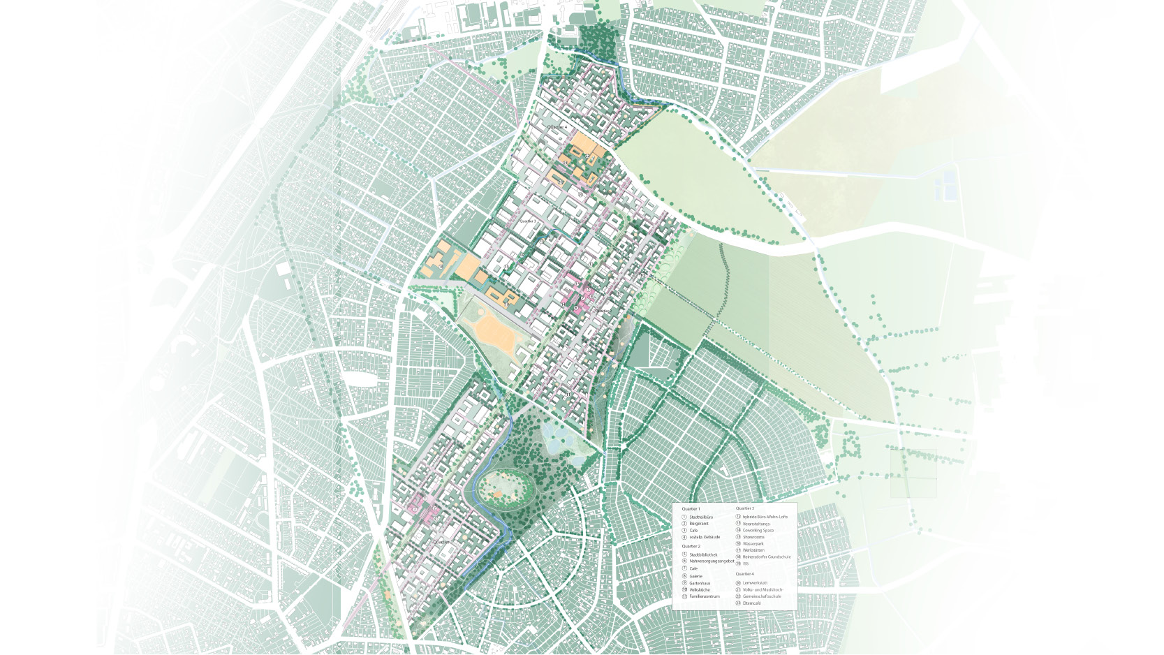 Blankenburger Süden: Making city for the 21st and 22nd century