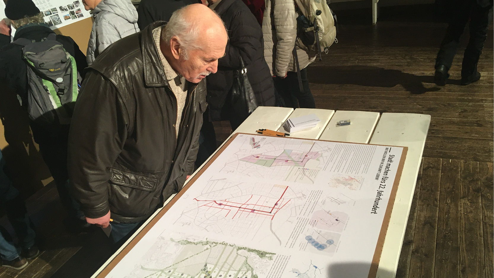 Blankenburger Süden: Stadt machen fürs 21. und 22. Jahrhundert
